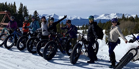 Women's  fat biking adventure series tickets