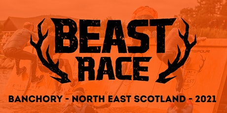 BEAST RACE - BANCHORY - 2021 tickets