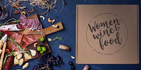 Women, Wine & Food for International Women's Day 2021 biglietti