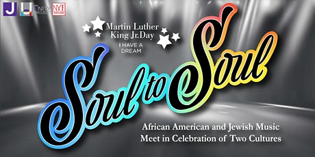 SOUL TO SOUL Virtual Concert Screening tickets