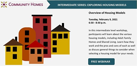 Overview of Housing Models 2/9/21 tickets