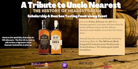 Bourbon Tasting & Scholarship Fundraising Virtual Event tickets
