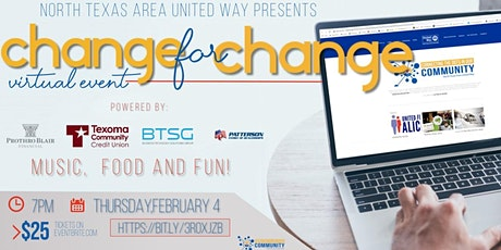 Change for Change tickets