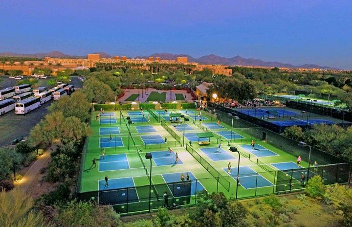 Tickets for Foot Solutions Arizona Grand Slam at JW Marriott image