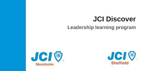 JCI Discover tickets