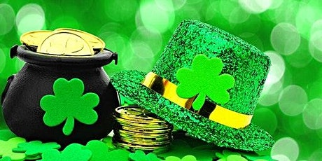 2021 St. Patrick's Day Party and Reverse Raffle (Virtual Options!) billets