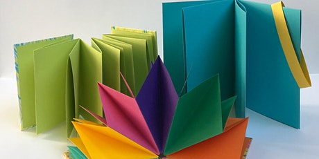 EXPERIMENTAL BOOKBINDING WORKSHOP [ONLINE] tickets