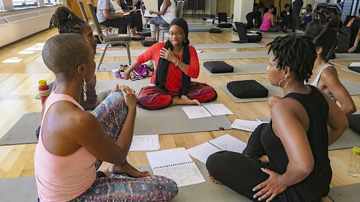 BPd Presents - Beginners Yoga WOMENs Workshop for Stiff Bodies image