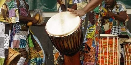 West African Dance  with  David Brown tickets