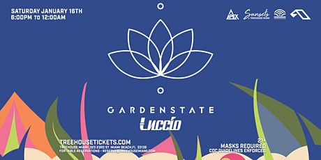Sunsets @ Treehouse w/ Gardenstate tickets