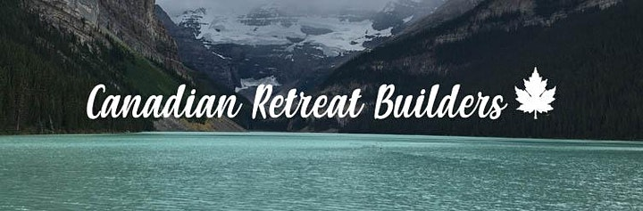 Canadian Retreat Builders Virtual Networking 2021 Kick off image