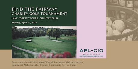 Find the Fairway Charity Golf Tournament tickets