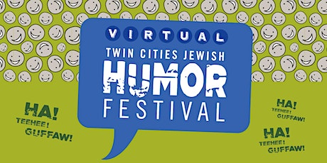 Virtual Twin Cities Jewish Humor Festival tickets