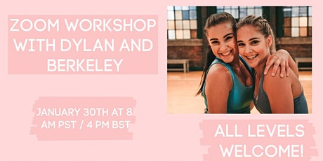 Workshop and Q&A with Berkeley and Dylan tickets
