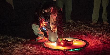 ONLINE WEBINAR _ Night UAV Flight Workshop (4 hours) February 2021 tickets