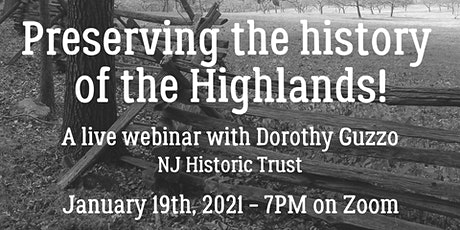 Preserving the History of the Highlands tickets