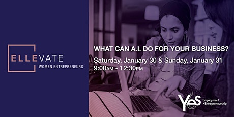 What can AI do for your business? tickets