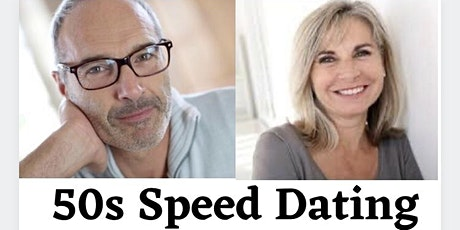50s Online Speed Dating: Ages 50-59 tickets