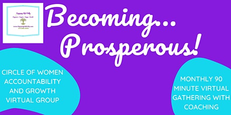 Becoming...Prosperous! tickets