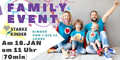 Family Event  Resilienz  Training Kinder     7-12 Jahren Tickets