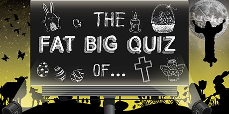 BucketRace The Fat Big Quiz of... Easter tickets