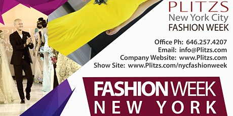 Fashion Week NY Virtual Audition Female Models tickets