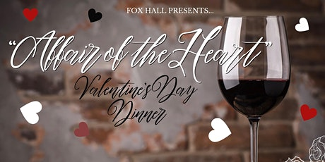 Affair of the Heart at Fox Hall tickets