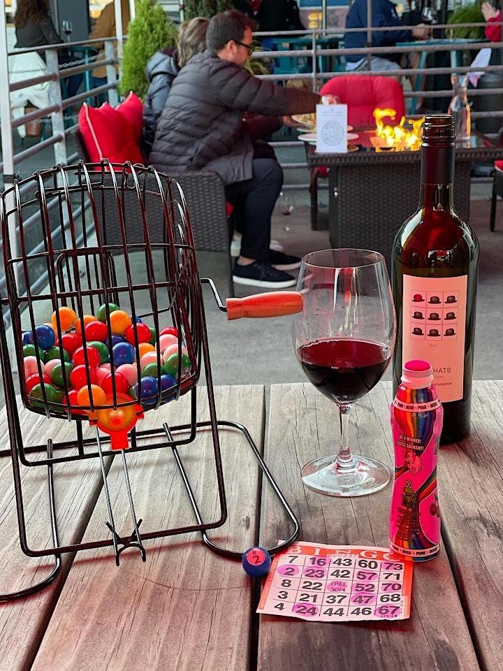 Nine Hats Wines Virtual Bingo - WA Wine Month image