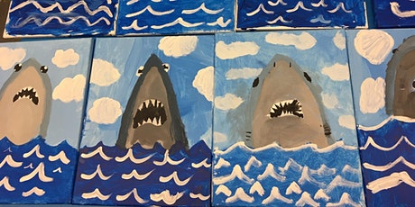 After-School Paint Party, the Shark Edition tickets