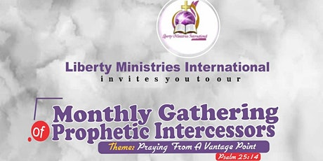 Gathering Of Prophetic Intercessors tickets