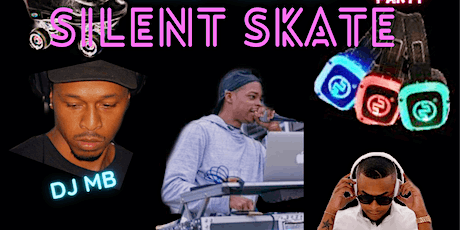 Smoove Rollerz and Peachie Silent Skate Party tickets