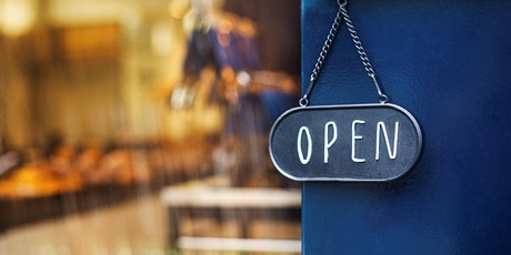 COVID19 Business Reopening -Understanding and Managing the Process-East Bay tickets