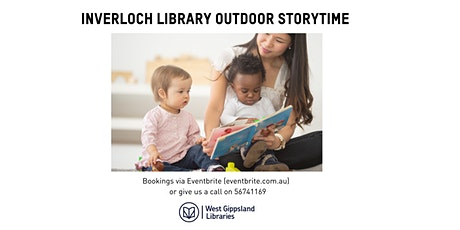 Inverloch Library Outdoor Storytime at the Glade tickets