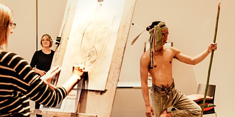 After Hours Life Drawing with artist Sue Rosalind Vesely tickets