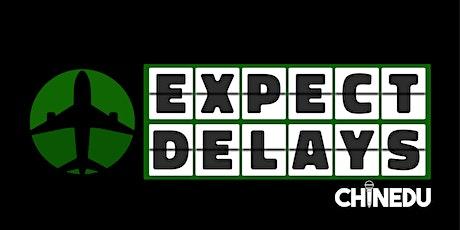 Expect Delays: Houston tickets