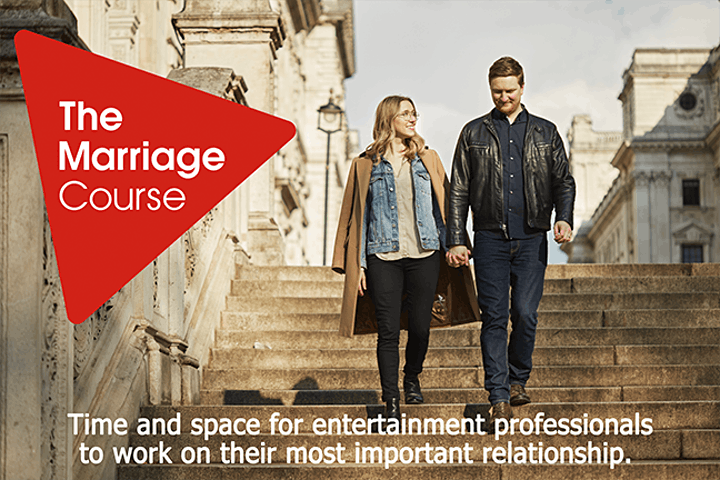 Free Marriage Course for Entertainment Professionals image