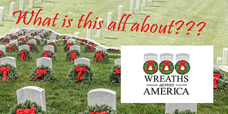Explaining Wreaths Across America tickets