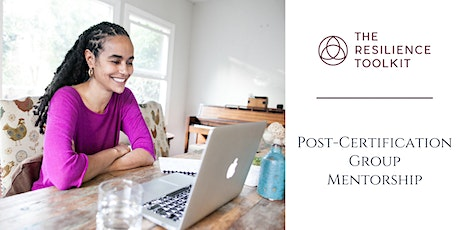 Post-Certification Group Mentorship - March | 12pm PST tickets