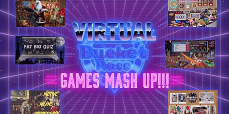 BucketRace's Monthly Mash-Up Party tickets