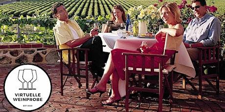 Virtuelle Weinprobe Weißweine Trocken Feinherb Weißburgunder Grauburgunder Tickets