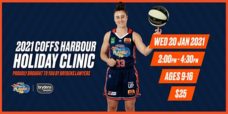 2021 Flames Holiday Clinic - Coffs Harbour tickets