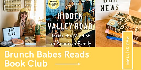 Brunch Babes Reads: March 2021 Virtual Book Club tickets