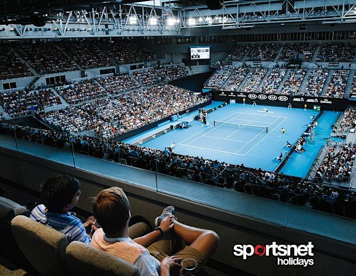 2021 Australian Open - Sportsnet Super Suite image
