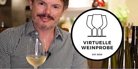 Weißburgunder Grauburgunder feinherbe Weinprobe Online Tickets