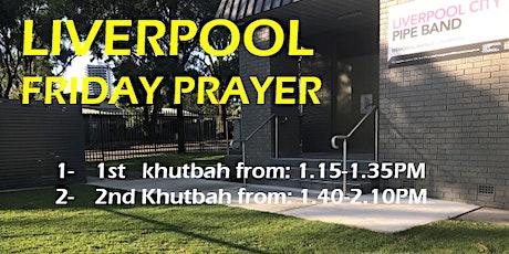 Liverpool Friday Prayer ( Sermon ) tickets