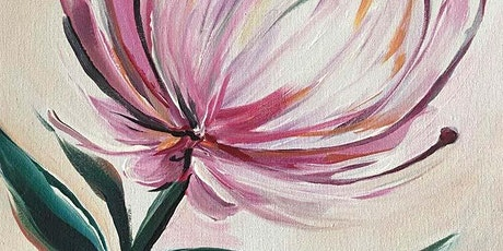 Rose and Renoir paint and sip classes- King Protea tickets