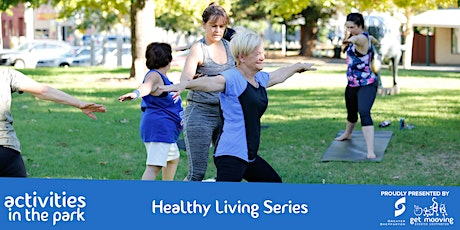 Healthy Living Series tickets
