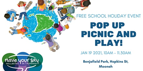 Pop Up Picnic and Play! tickets