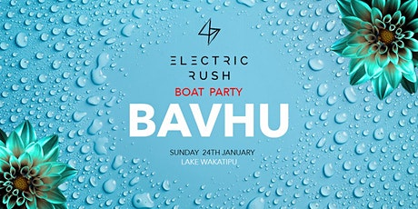 Electric Rush Boat Party ft. Bavhu tickets