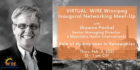 Virtual: WiRE Winnipeg Inaugural Networking Meet-Up tickets